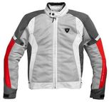 Rev'it Airwave Silver/Red L