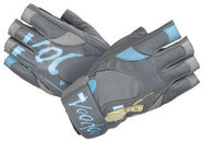 Mad Max Voodoo Gloves Grey Blue S