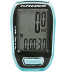 Kross Cycle computer CY-S307 Blue/Black