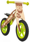 Milly Mally KING Wooden Balance Bike Boy 22305