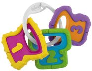 Chicco Rattle Keys