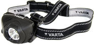 Varta Indestructible Headlight LED 1 Watt 3 AAA
