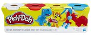 Hasbro PlayDoh 4-Pack Classic Color B6508