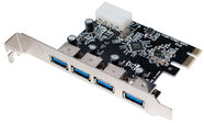 LogiLink PCI Interface Card USB 3.0 PC0057A