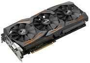 Asus GeForce GTX1070 8GB GDDR5 PCIE STRIX-GTX1070-O8G-GAMING