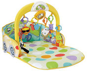 Fisher Price 3-In-1 Convertible Car Gym DFP07
