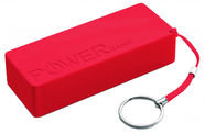 Esperanza Extreme Power Bank Quark XL 5000 mAh Red