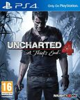 Uncharted 4: A Thief's End incl. Russian Audio PS4