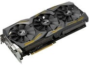 Asus GeForce GTX1060 6GB GDDR5 PCIE STRIX-GTX1060-O6G-GAMING
