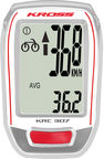 Kross Cycle Computer CY-S307W White