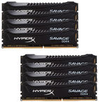 Kingston 128GB 2666MHz DDR4 CL15 HyperX Savage KIT OF 8 HX426C15SBK8/128
