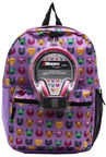 Mojo Cats Backpack Plus Headphones