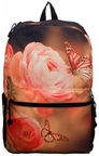 Mojo Floral Butterfly Backpack