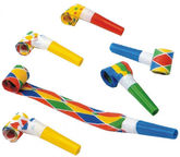 Pap Star Whistle Tongue 6pcs
