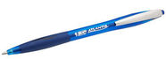 Bic Atlantis Soft Ballpoint Pen 1Pcs Blue