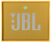 JBL GO Portable BT Speaker Yellow
