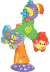 Fisher Price Twist & Spin Suction Toy R7334