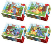 Trefl Puzzle Mini Disney Winnie The Pooh Assortment 54106