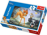 Trefl Puzzle Disney Bambi Discussing In The Wood 17157