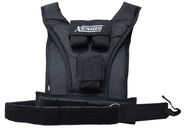 Xenios USA VSWGVT04 Nylon Shaped Weighted Vest 10kg