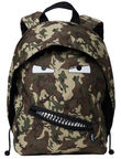 ZIPIT Small Grillz Backpack Green
