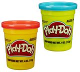 Hasbro Play-Doh Single Tub Assortment B6756
