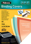 Fellowes A4 180 Clear Binding Cover