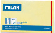 Milan Sticky Notes Yellow 85501