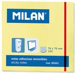 Milan Sticky Notes Yellow 85401