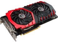 MSI GeForce GTX1060 Gaming X 3GB GDDR5 PCIE GTX1060GAMINGX3G