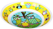 Banquet Owl Plate 19cm Yellow