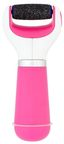 Scholl Velvet Smooth Extra Coarse File Pink