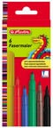 Herlitz Felt Pens 6-Pieces 08649030