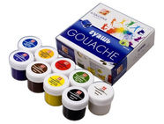 Luch Gouache Paints Classic 9-Pack 19C127608