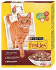 Friskies Adult with Beef Liver Vegetables 300g