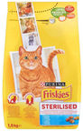 Friskies Sterilized with Salmon and Vegetables 1.5kg