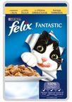 Felix Fantastic with Chicken 100g