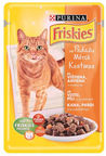 Friskies with Chicken Duck Vegetables 100g