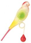 Trixie Budgie On A Spring 12cm