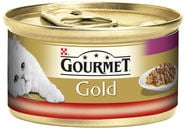 Purina Gourmet Gold DUO with Beef and Chicken 85g