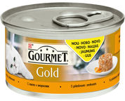 Purina Gourmet Gold Savoury Cake with Chicken and Carrots 85g