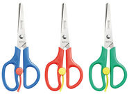 Herlitz Craft Scissors Round Cutting Aid Assorted 08740052