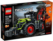 LEGO Claas Xerion 5000 Trac VC 42054