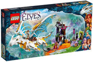 LEGO Queen Dragon's Rescue 41179