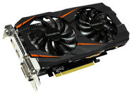 Gigabyte GeForce GTX1060 WINDFORCE OC 3GB GDDR5 PCIE GV-N1060WF2OC-3GD