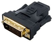 4World Adapter DVI-D to HDMI Black