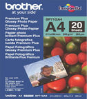 Brother Photo Paper A4 260 Glossy 20 Pages