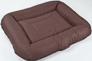 EU Dog Beds Classic 120x100cm Brown