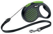 Flexi Design Cord S 5m Green