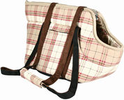 Trixie Cleo Carrier Beige/Red